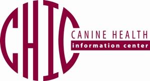 Health Testing - Canine Health Information Center Logo