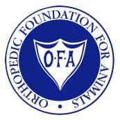 Health Testing - Orthopedic Foundation For Animals
